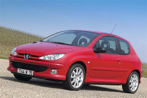 peugeot 206 forever 1 4 hdi 2007 parts specs