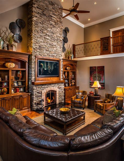 ranch living room ideas modern rustic refined ranch rustic living room other