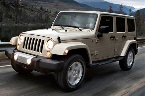Jeep Generation Next Jeep Wrangler Will Get New And Engines Car