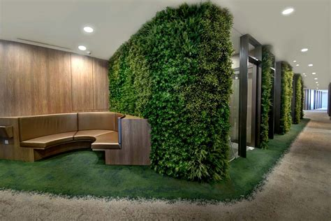 green bedroom feature wall home greenturf asia