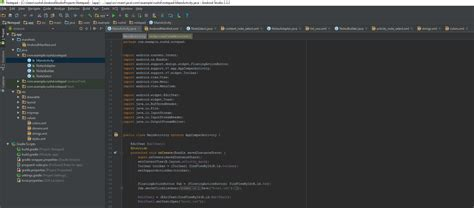 android studio r layout main android studio tutorial for beginners android authority