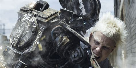 film robot gangster robot gangster number one chappie is kind of a wuss