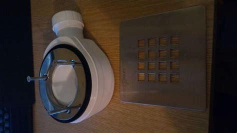 piatti doccia bassi piletta in pvc per piatto doccia basso foro da 90 mm
