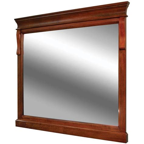 foremost international naples 36 quot mirror the home depot