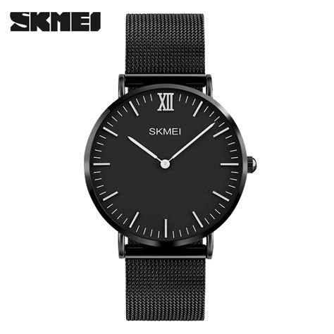 Jam Tangan Sport Dimension Stainless Steel 1 skmei jam tangan pria milanese premium stainless steel 1182 black jakartanotebook