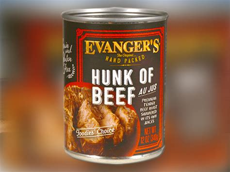 evangers food recall beware recall on food with euthanasia ingredient found inside evanger s hunk of