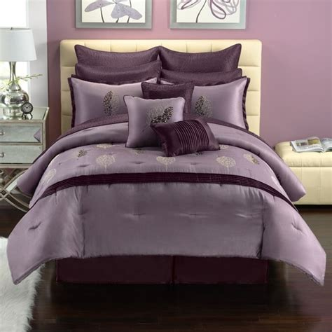 down comforter bed bath and beyond bed bath and beyond beautiful purple bedding might be