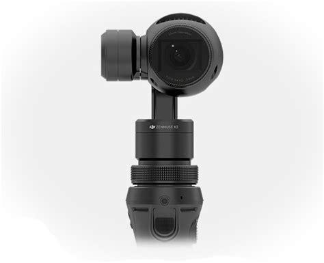 Kamera Sony X3 dji bringt gimbal kamera osmo zenmuse x3