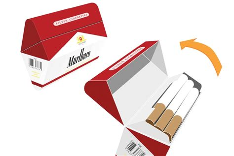 How To Make A Cigarette Box Out Of Paper - can annoying cigarette packs make smokers quit