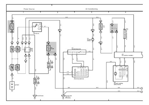 headlight wiring diagram 2005 toyota tacoma get free