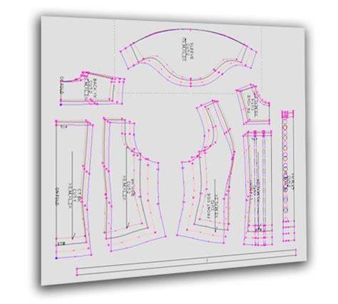 Pattern Grading Bureau Leicester | nested pattern grading service bureau