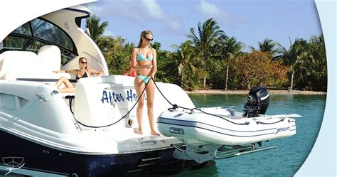 mariah boat swim platform why use a boat lift part 3 quicker and easier launching