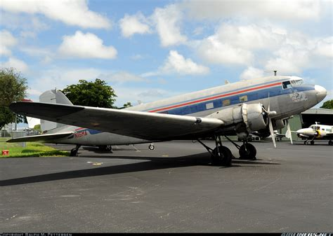 douglas c 47a skytrain dc 3 florida air cargo aviation photo 1587145 airliners net