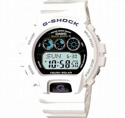 G Shock Dw 6900 White all white dw 6900