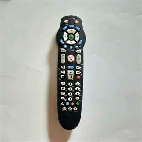 Verizon Fios Tv Remote Controls Rc2655008 01b Rev 5 Vz