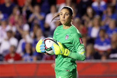imagenes hot de hope solo hope solo s world cup strong in the goal silent to the