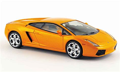 Lamborghini Gallardo Kaufen by Lamborghini Gallardo Orange 2003 Ixo Modellauto 1 43