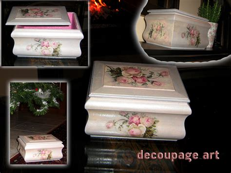 How To Decoupage A Box - decoupage box 3327 by roula33 on deviantart