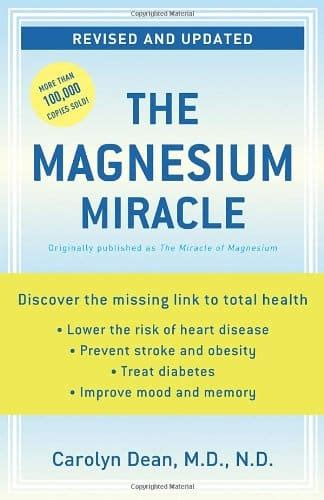 The Miracle Book Review Book Review The Magnesium Miracle By Dr Carolyn Dean The Nourished