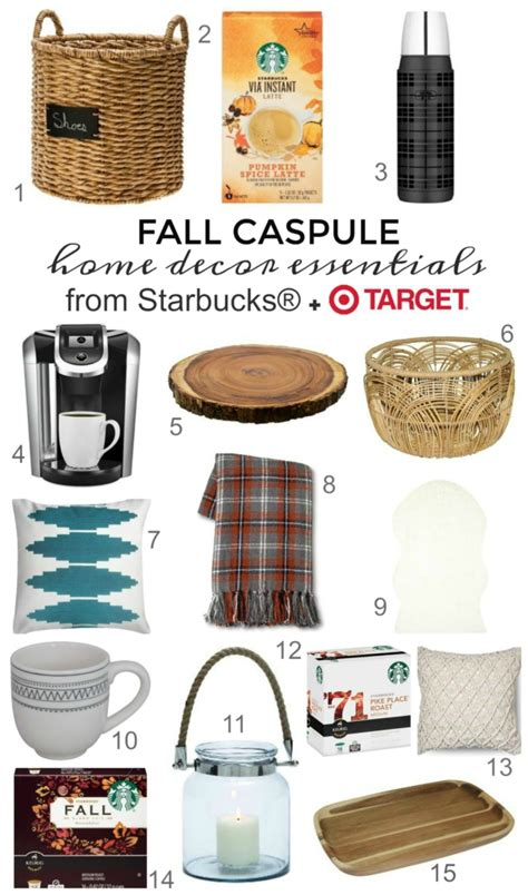 home decor essentials fall capsule cozy home d 233 cor essentials city farmhouse