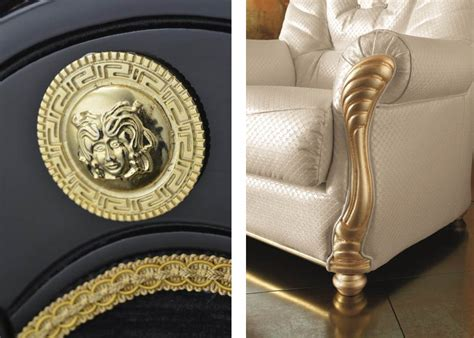 Versace Furniture by Italian Made Furniture Gianni Versace Inspired