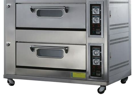 Oven Gas 2 Tray 2 deck 4 trays gas oven yxy 40a southstar china