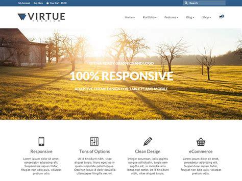 theme virtue blog 50 automotive wordpress themes