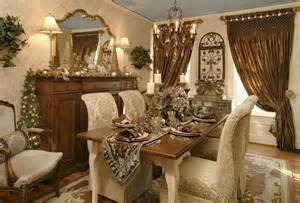 sala da pranzo arredamento classico