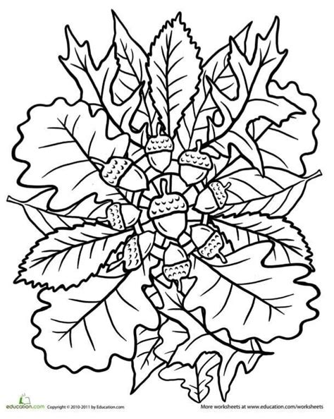 Autumn Mandala Coloring Pages | fall mandala kids yoga pinterest