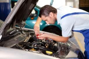 fixing a car tozzis auto repair