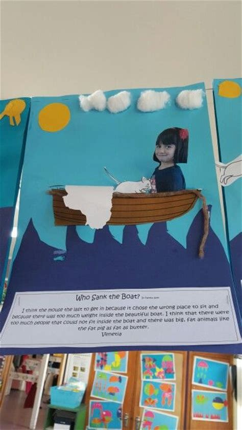 libro who sank the boat 1490 mejores im 225 genes de abgh en actividades art 237 sticas arte de ciclismo y ciclos