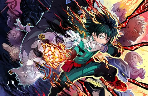 Buku Giran 966 my academia hd wallpapers background images wallpaper abyss