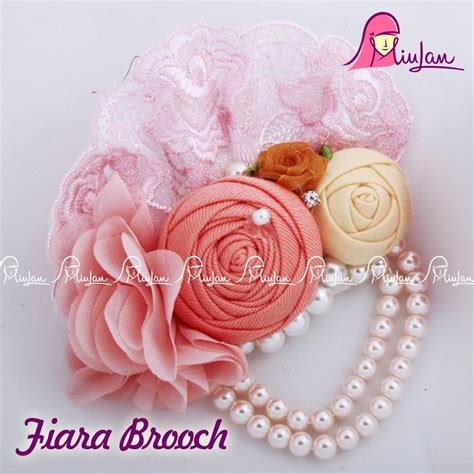 Bergo Rere By Miulan 1 fiara brooch miulan boutique