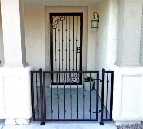 iron gate for front door customer testimonials of iron custom wrought iron