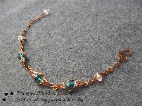 Simple Handmade Jewelry Ideas - simple wire bracelet for beginners handmade jewelry