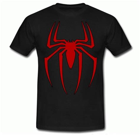 Kaosbajut Shirtspiderman Logo the amazing spider logo t shirt