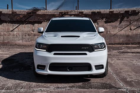 Dodge 2018 Price by 2018 Dodge Durango Srt Price Starts From 62 995 Drivers