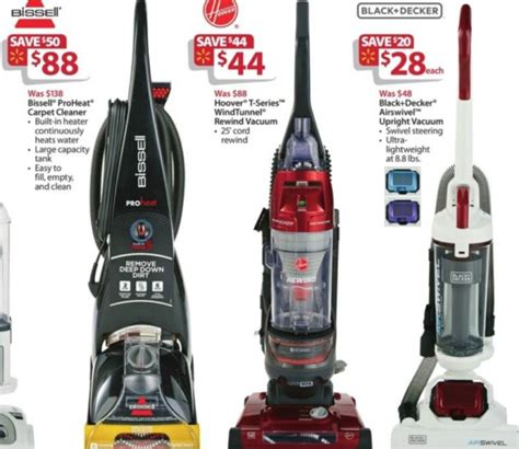 Best Offers On Vacuum Cleaners Vacuum Cleaner Deals For Black Friday The Top Discounts