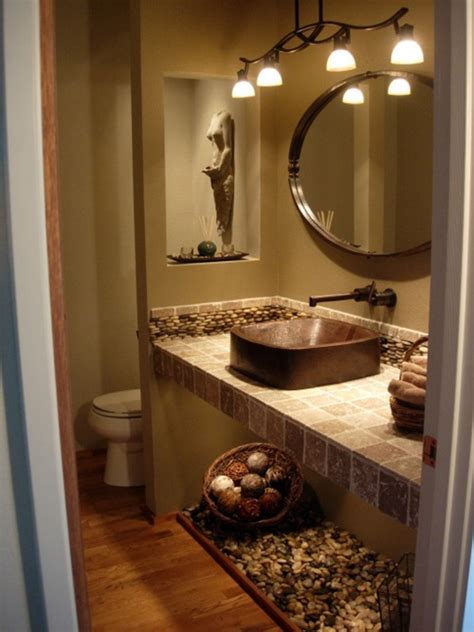 spa bathroom decor how to decorate your bathroom in mexican style interior