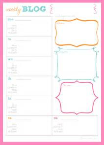 post planner template 8 best images of post it weekly planner printable post
