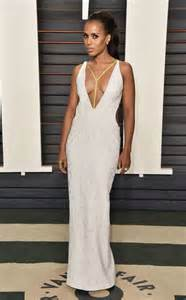 The Vanity Fair Oscar 2016 Kerry Washington At Vanity Fair Oscar 2016 In