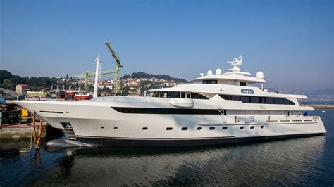 yacht in spanish spanish superyacht maybe launched by metalships rodman