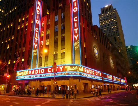 radio city appartments new york new york city music tour students school musicians