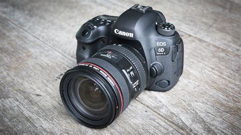 Gadget Toaster Canon Eos 6d Mark Ii Review Trusted Reviews