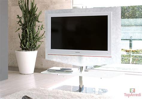 porta televisore porta tv cromo