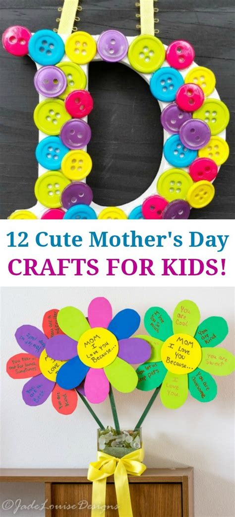 mothers day craft for 12 mothers day crafts for such great