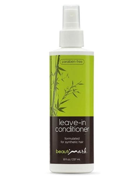leave in conditioner for frizzy hair extentions leave in conditioner for synthetic hair wigs