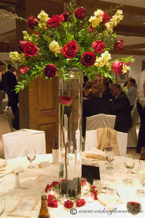Flower Wedding Table Centerpieces by Wedding Centerpieces Roses Best Flowers And 2017