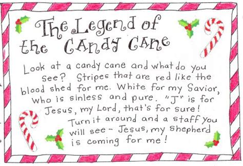 True meaning of the candy cane the legend of the candy cane free
