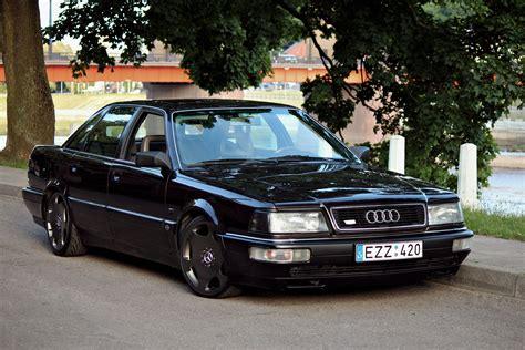 V8 Audi by 1991 Audi V8 D11 Pictures Information And Specs